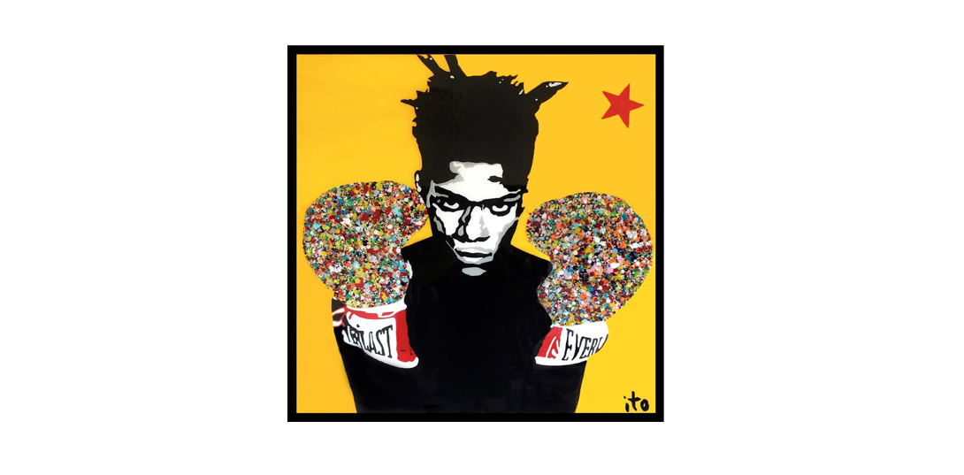 Basquiat home
